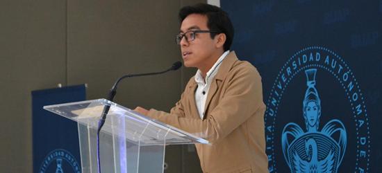 """Alumnos BUAP emiten la """"Declaratoria universitaria 2019 de las y los estudiantes de pueblos originarios"""""""